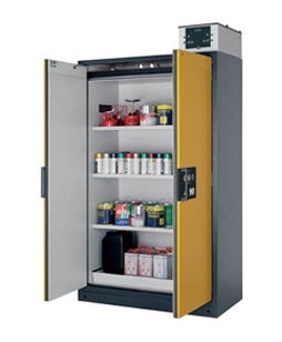 flammable materials storage cabinets